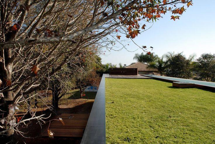 Telhado Verde e Jardim Vertical   Ecotelhado