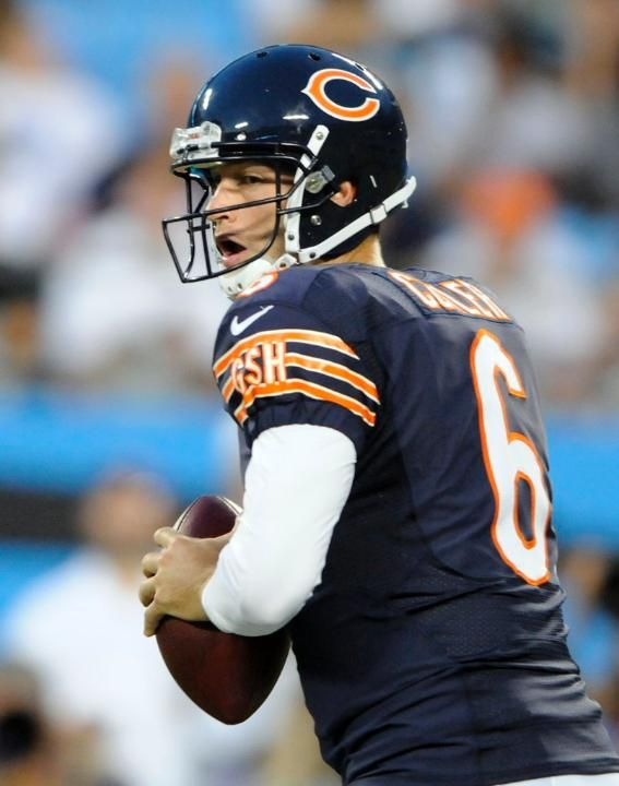 #Bears Panthers Football Jay Cutler