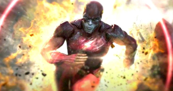 'Batman v Superman' Flash Cameo Will Pay Off in a Future DC Movie -- Producer Deborah Snyder reveals how a key 'Justice League' character's introduction was conceived for future DCEU movies. -- http://movieweb.com/batman-v-superman-flash-cameo-dc-movies/
