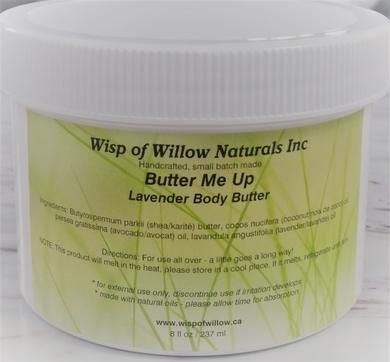 Lavender Body Butter - Whipped