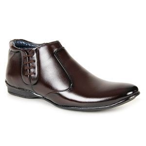 Buy Bacca Bucci Formal Shoes - Brown Online at Best Price in India: Rs.699. Check out Bacca Bucci Formal Shoes - Brown latest price, specifications, features.  COD Available.