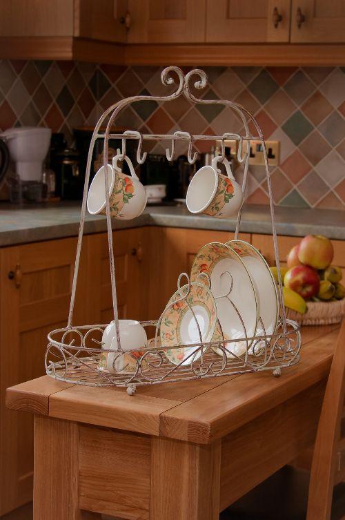 """""""Lady Alena"""" Sink drying rack or display rack"""