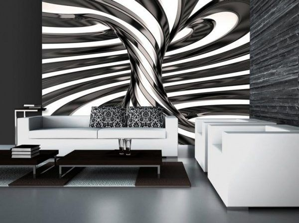 15 Outstanding Wall Art Ideas Inspired By Optical Illusions Wall Murals 3d Wallpaper For Walls East Urban Home