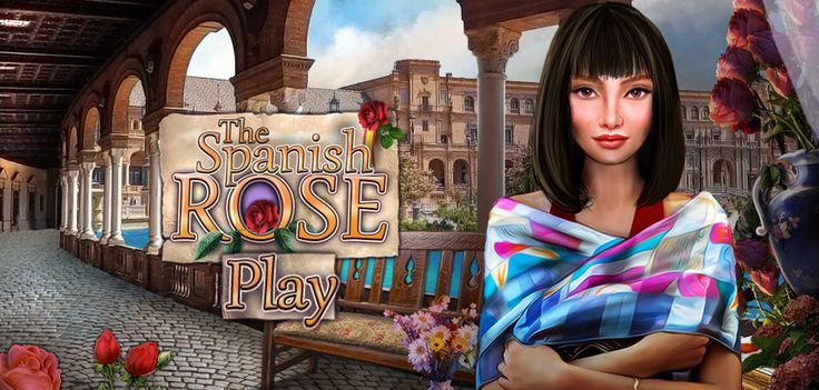 NEW FREE GAME just released! #hiddenobject #freegame #html5game #hiddenobjects Play 'The Spanish Rose' here ➡ http://www.hidden4fun.com/hidden-object-games/4131/The-Spanish-Rose.html