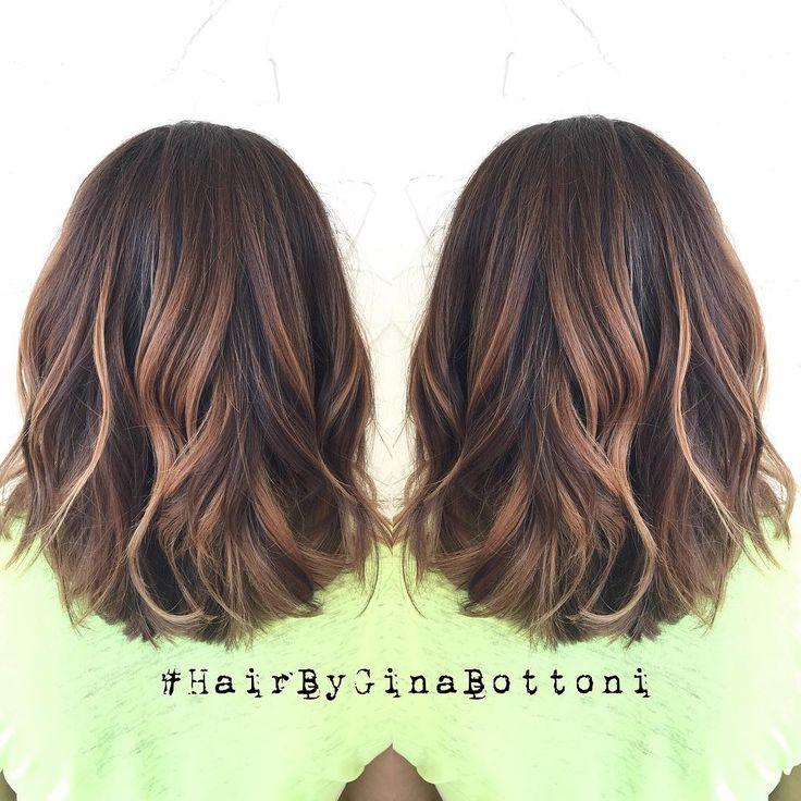 "⠀⠀⠀⠀⠀⠀⠀⠀⠀ •GINA BOTTONI• on Instagram: ""Carolina's sexy vacation hair #HairByGinaBottoni"""