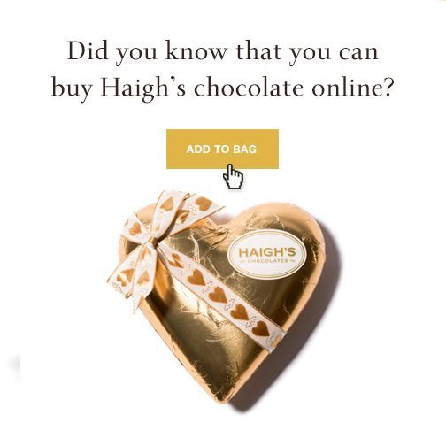 Delivery Australia wide! #Haighs #HaighsChocolates #chocolate #gift #premium