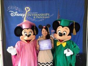ミッキーミニーが卒業を祝福してくれます♡ディズニー大学のまとめ