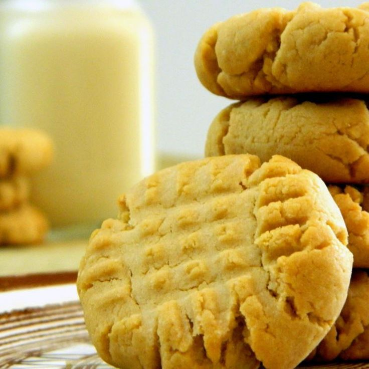 Low sugar peanut butter cookies recipes