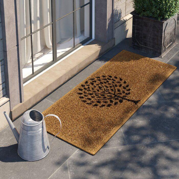 Zealand Modern Landscape Contemporary Non Slip Outdoor Door Mat In 2020 Outdoor Door Mat Door Mat Contemporary Door Mats