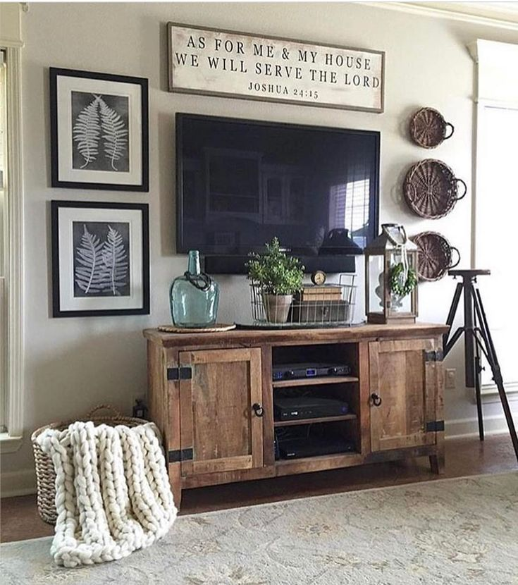 25+ Best Ideas About Decorating Around Tv On Pinterest | Tv Wall