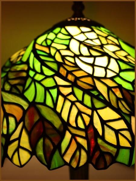 Bordslampa Linden