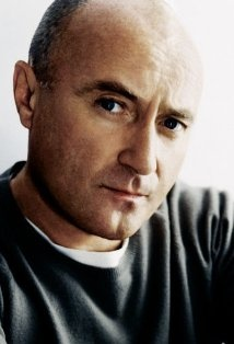 Phil Collins.  Oh that voice!