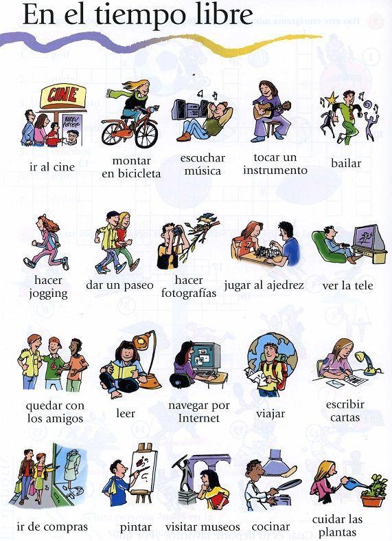 Tiempo Libre - Leuk Spaans leren