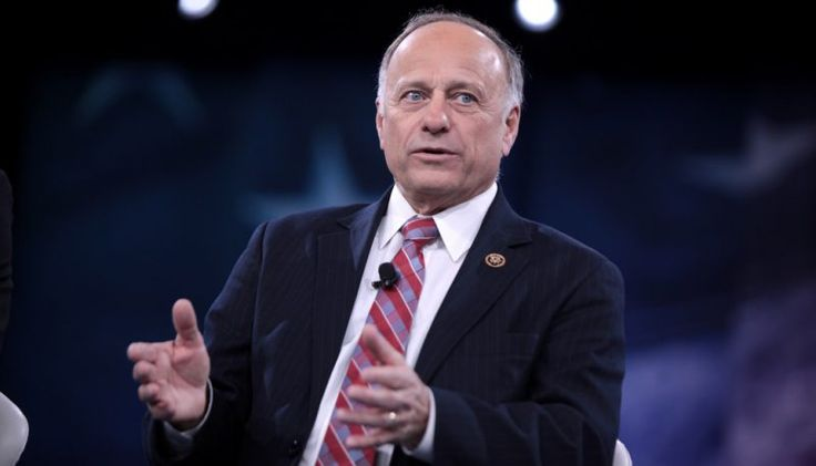 Prick Of The Year Steve King Displays His Grotesque Racism And Ignorance: Deported Dreamers Can Teach Home Countries 'How A Civilized People Interact With Each Other'