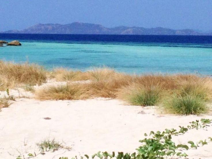 #LaMiaSpiaggia Kanawa nell'arcipelago di Komodo @ilestans