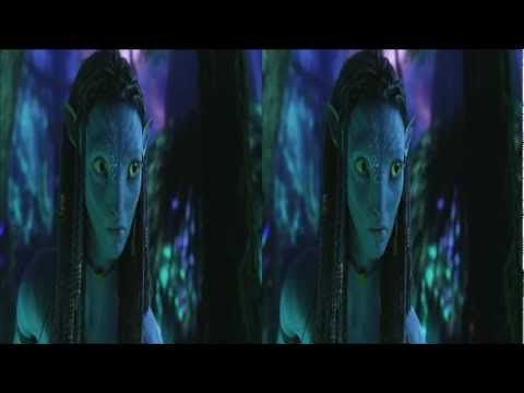 Avatar in 3D (movie trailer)-watch it in 3D with Pic3D-II !!