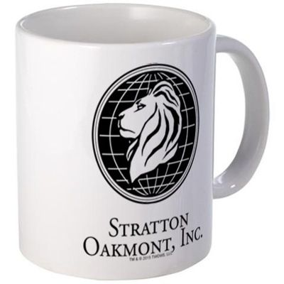 Stratton Oakmont Wolf of Wall Street Mug   GoldLabel.com   The Wolf of Wall Street Official Shop