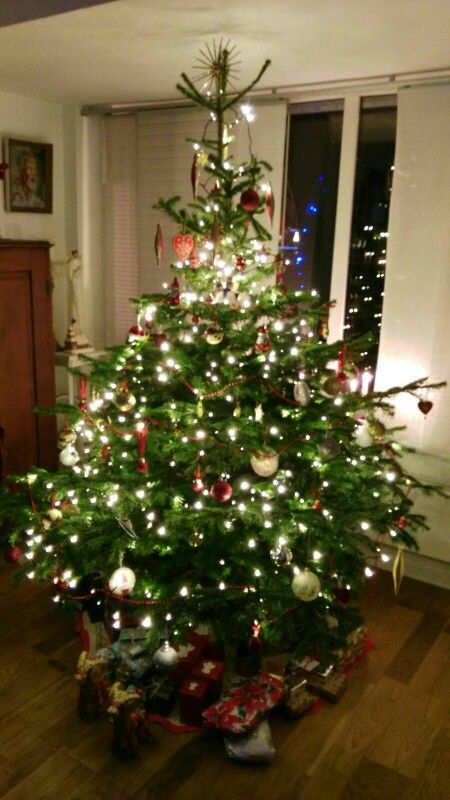 #god#jul #julgran #christmastree