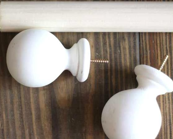 Diy Curtain Rods Ive Been Making Mine This Way For Many Years But