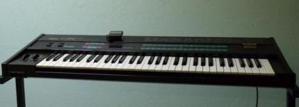 Yamaha DX7 + Breathcontroller + 3xCartridges in Essen - Steele   Musikinstrumente und Zubehör gebraucht kaufen   eBay Kleinanzeigen