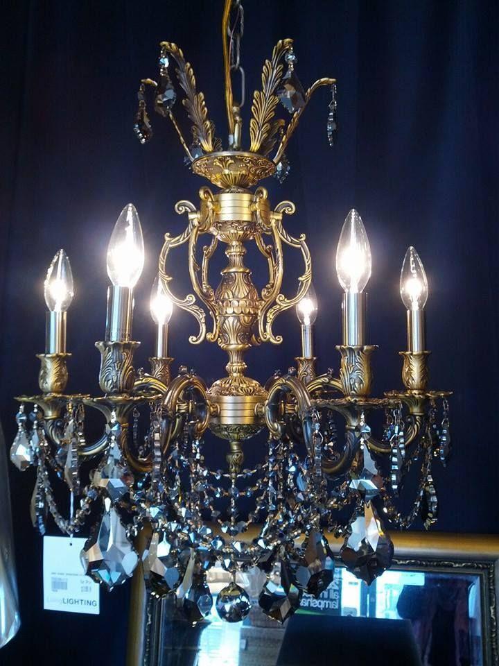 #LivingLighting #Etobocoke #crystal #chandelier