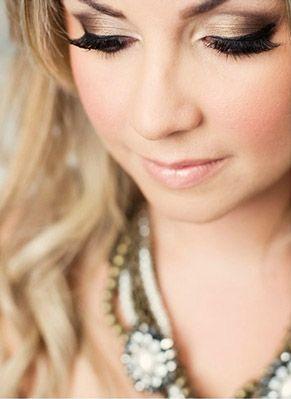 Elegant bridal makeup - My wedding ideas