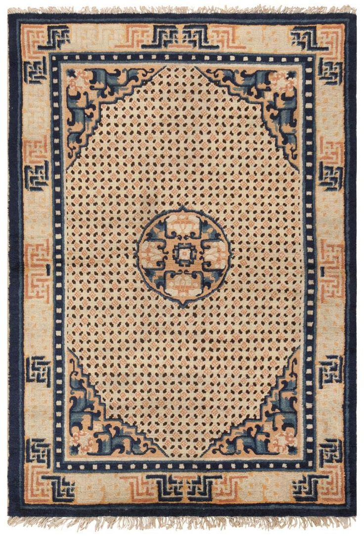 View this beautiful Antique Chinese Rug 46185 from Nazmiyal's fine antique rugs and decorative carpet collection.