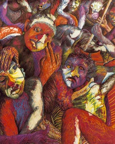 Helen Sebidi- South Africa artist