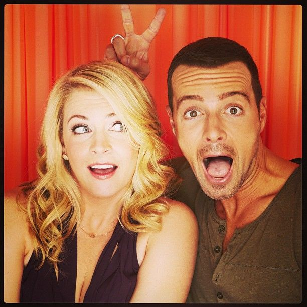 Photo by abcfamily - Melissa & Joey : )
