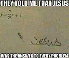 Algebra? Jesus.