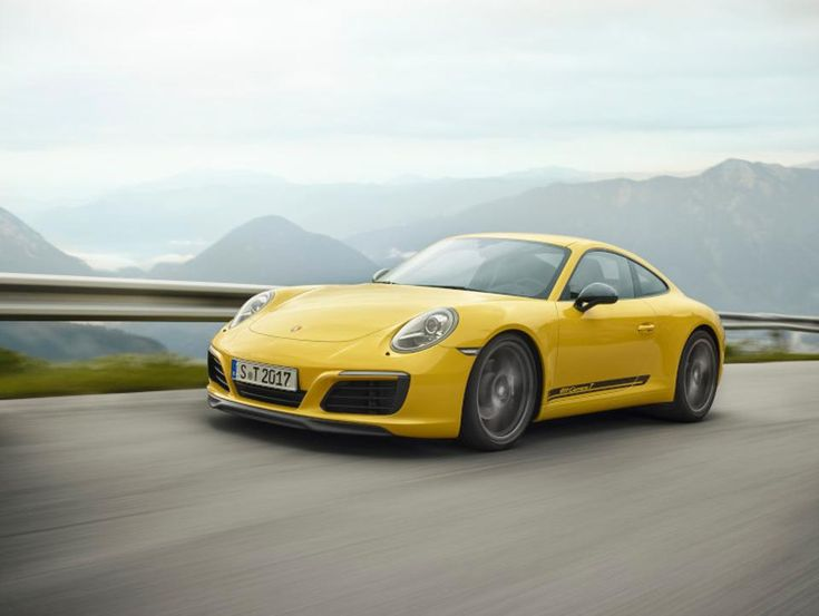 Porsche introduces a new lightweight variant of its standard 911 Carrera, targeting enthusiasts. What better place to wring it out than on the French Alps, where its predecessor claimed race victory decades earlier.