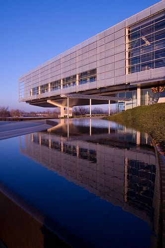 Clinton Library. Little Rock....another stop on way home from Tx during my spring of Presidential Libraries!