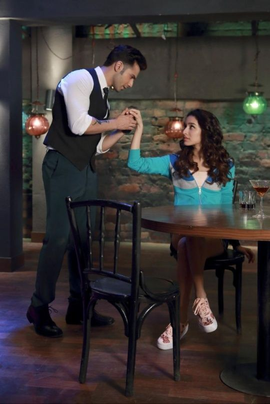 Varun Dhawan and Shraddha Kapoor in ABCD 2