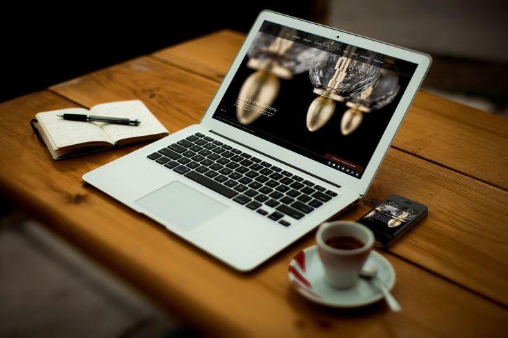 Σχεδιασμός και κατασκευή ιστοσελίδας της εταιρίας GrandoLuce, με βάση το bootstrap 3.0 #webdesign