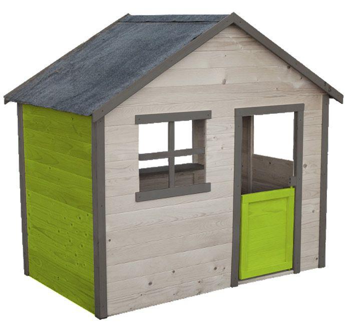 22 best OOGarden - Les maisonnettes en bois pour enfant images on - Maisonnette En Bois Avec Bac A Sable