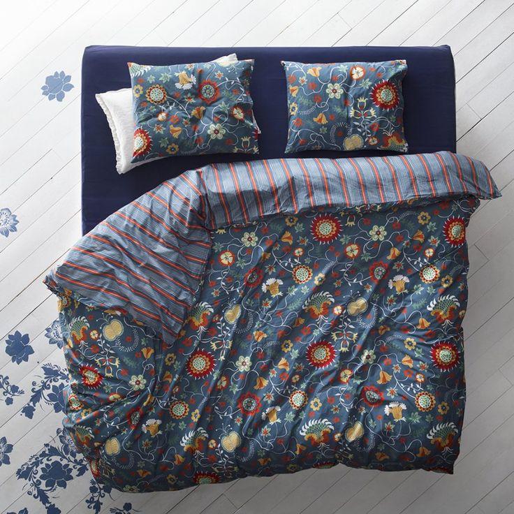 les 25 meilleures id es de la cat gorie parures de lit ikea sur pinterest l 39 esprit l 39 cart. Black Bedroom Furniture Sets. Home Design Ideas