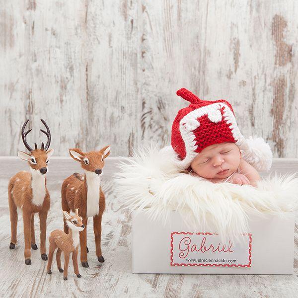 25 best Crochet. Gorros para bebés. images by Mis Apuntes on ...