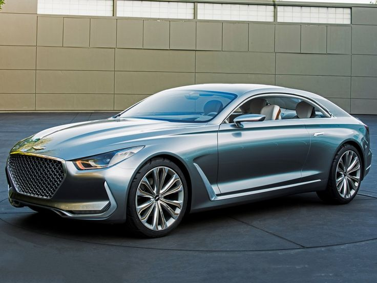 Hyundai Vision G Coupé