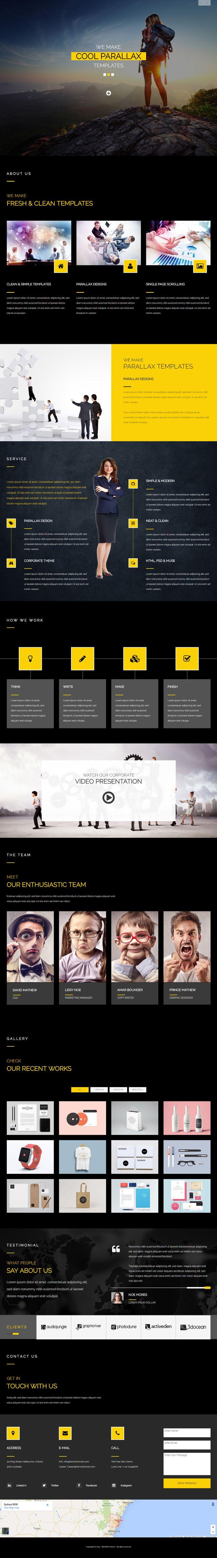muse templates のおすすめ画像 90 件 pinterest ウェブサイト