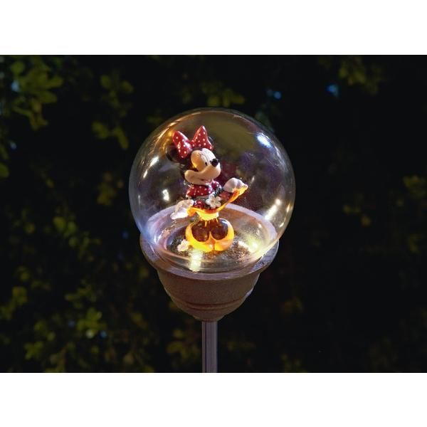 It Is Very Simple To Describe This Disney Solar Garden Stake   Completely  Adorable. Let