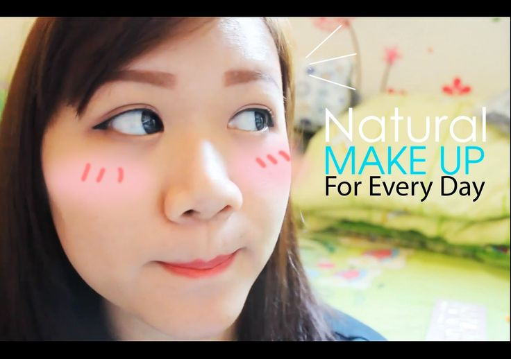 Tutorial Natural Makeup  - Ep.1