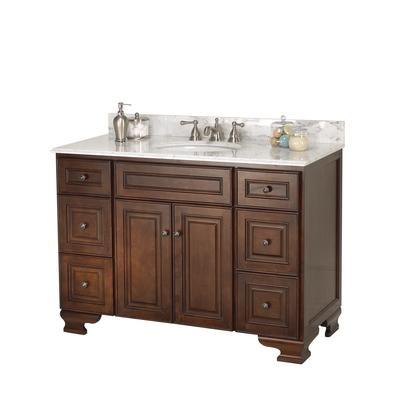 Foremost hawthorne 48 in vanity hana4821d home for Foremost home
