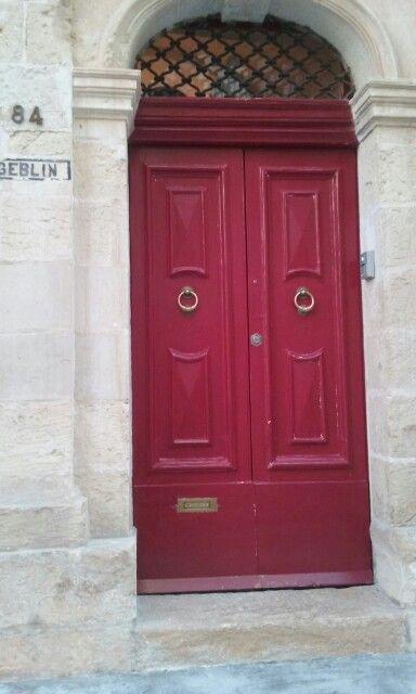 Malta s door