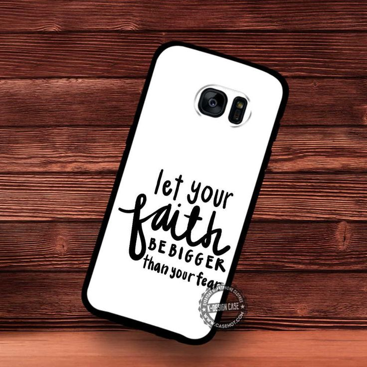 Black White Faith Fear Quote - Samsung Galaxy S7 S6 S5 Note 7 Cases & Covers #Quote #White #phonecase #phonecover #SamsungGalaxyCase #SamsungGalaxyCover #SamsungGalaxyS4Case #SamsungGalaxyS5Case #SamsungGalaxyS6Case #SamsungGalaxyS6Edge #SamsungGalaxyS6EdgePlus #SamsungGalaxyNoteCase #SamsungGalaxyNote3 #SamsungGalaxyNote4 #SamsungGalaxyNote5 #SamsungGalaxyNote7 #SamsungGalaxyS7Case #SamsungGalaxyS7Edge #SamsungGalaxyS7EdgePlus
