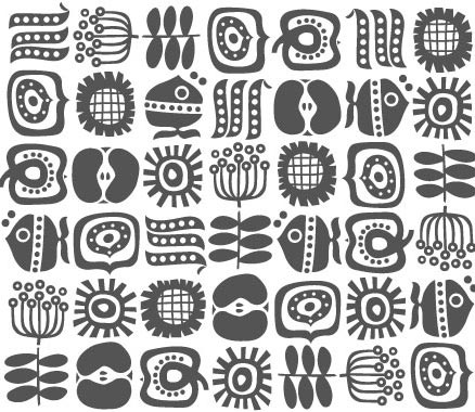 lotta odelius for sagaform #swedish #pattern
