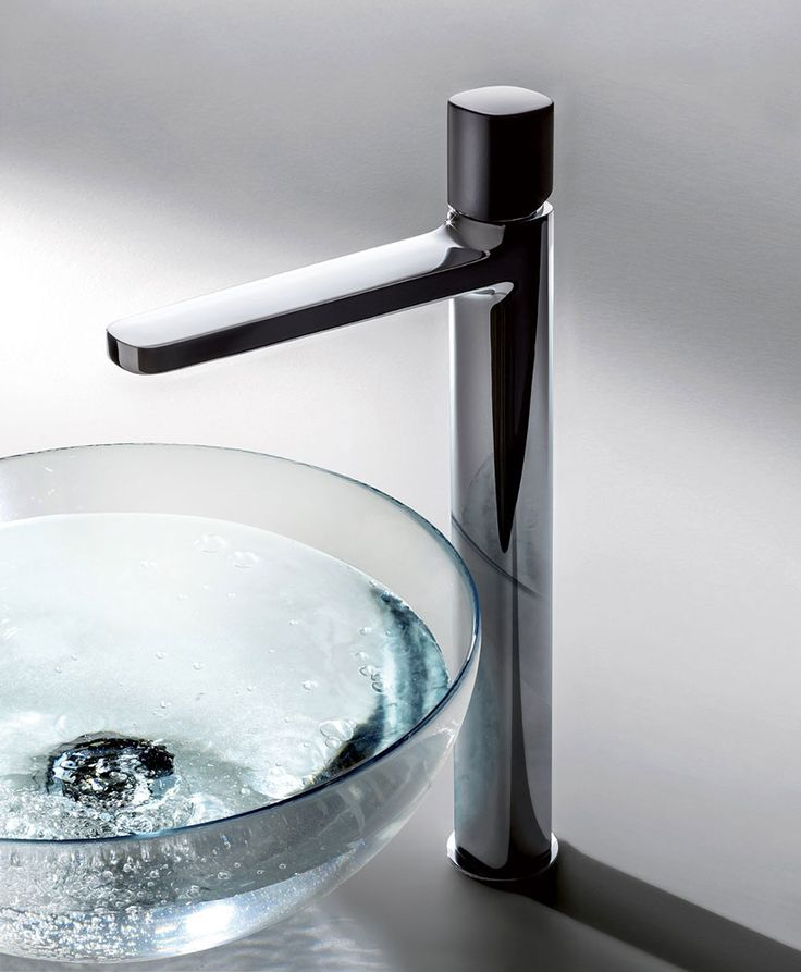 Fantini is best known for bringing together craftsmanship and cutting edge technology, as well as focusing on top quality design and constant material research. | Lamé mixer tap, Matteo Thun & Antonio Rodriguez, 2015  Lamè is an ergonomic square-section mixer tap, inspired by the findings of mathematician Gabriel Lamé. Lamè is available in a chrome, white chrome or black chrome finish.