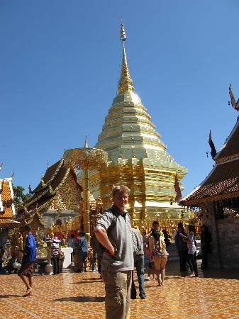 Chiang Mai - Wat Phra That Doi Suthep