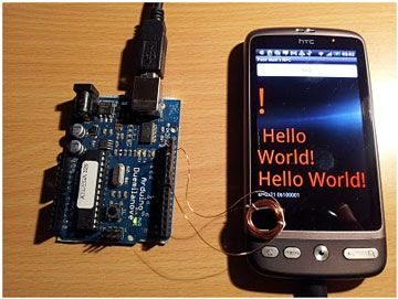Arduino to Android
