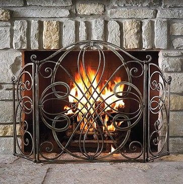 The 25+ best Decorative fireplace screens ideas on Pinterest ...