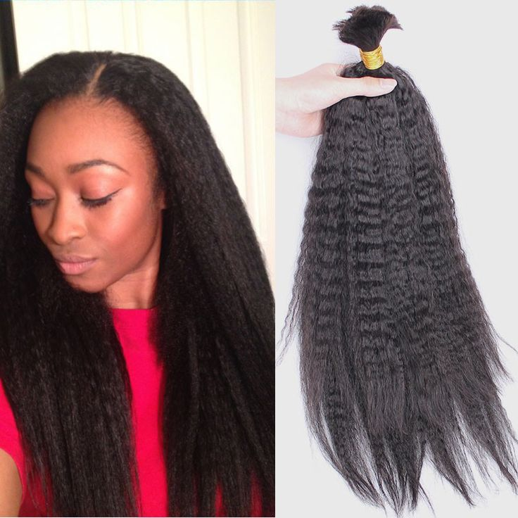 108 Best Bulk Hair For Weaving An Hair Extensions Images On